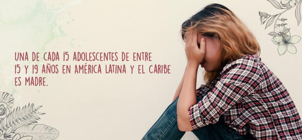 Lo que significa ser madre adolescente en América Latina y el Caribe