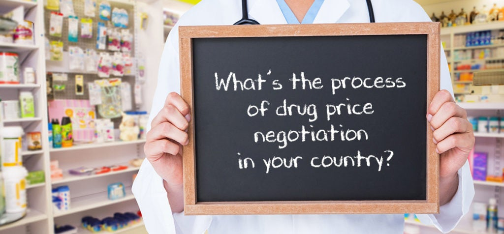 "The Centralized Drug Price Negotiation Process and its Collateral ""Benefits"""