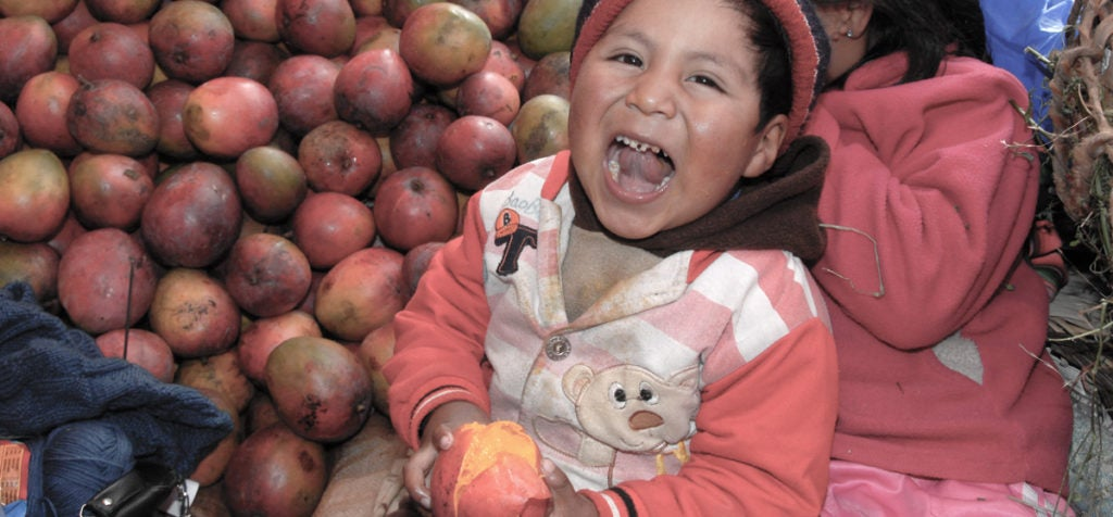 Diseño de políticas basado en evidencia: consejería nutricional en El Alto, Bolivia
