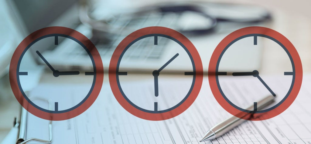 Síntoma: listas de espera; tratamiento: gestión vía priorización explícita