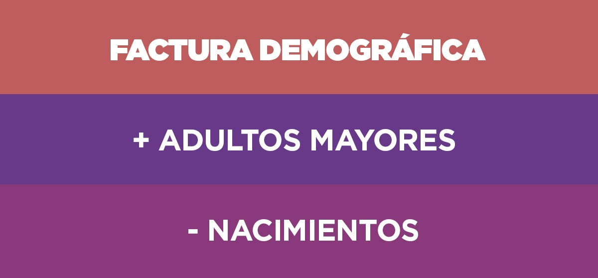 factura demográfica