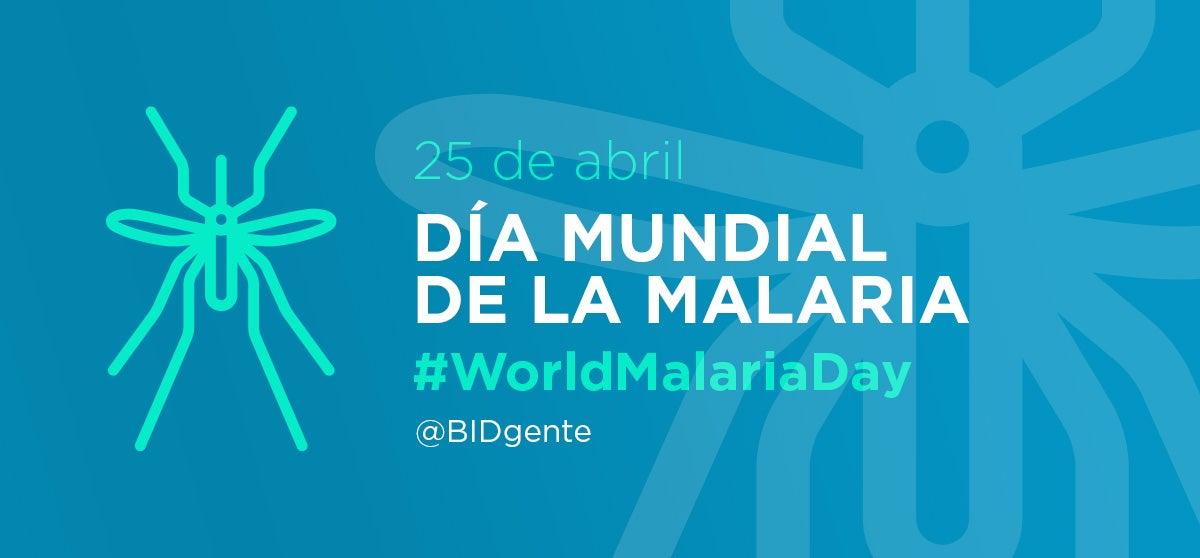 día mundial de la malaria 2018