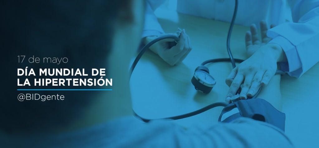 día mundial de la hipertensión 2018