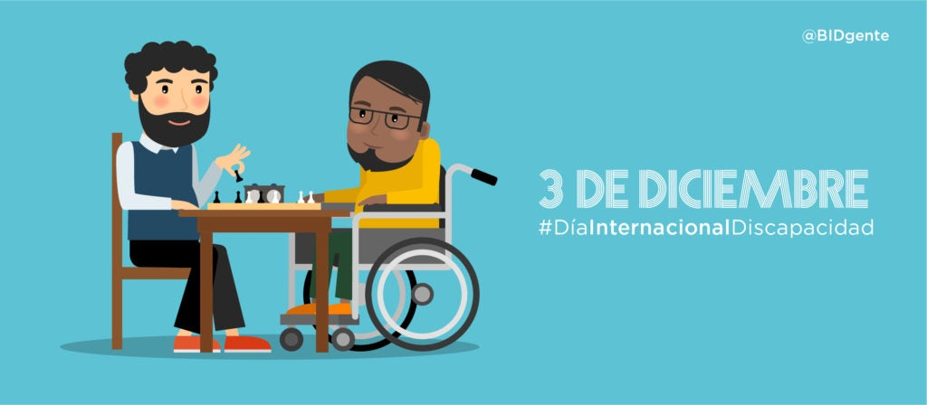 ¿Cómo apoyar a quienes acompañan a las personas con discapacidad?
