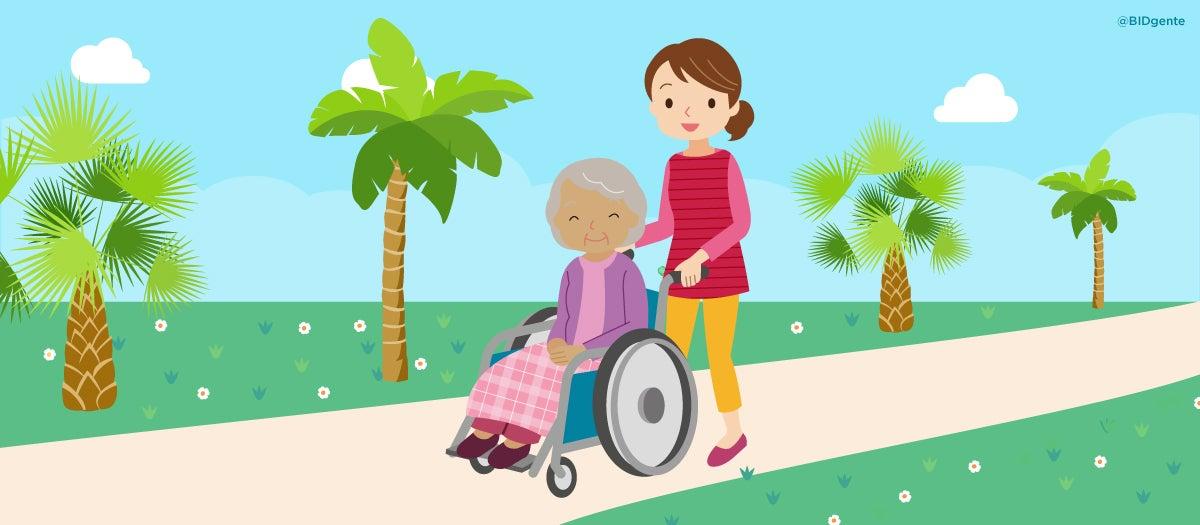 adultos mayores en Costa Rica