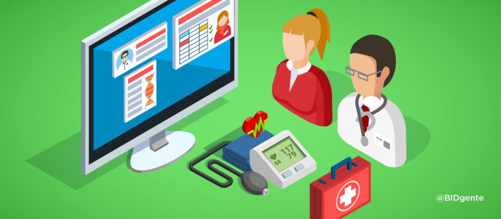 ¿Puede la Historia Clínica Electrónica mejorar la eficiencia de los servicios de salud?
