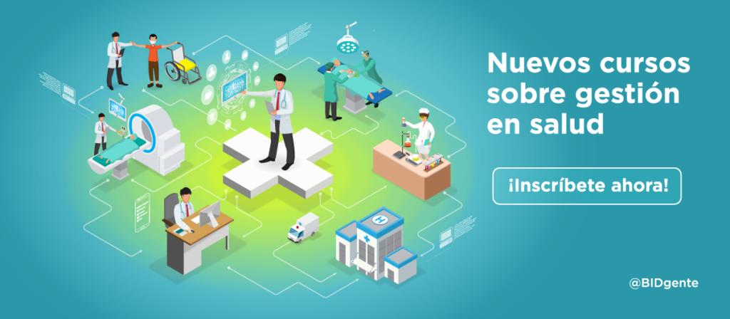 ¿Quieres aprender un método aplicado para construir redes de salud?