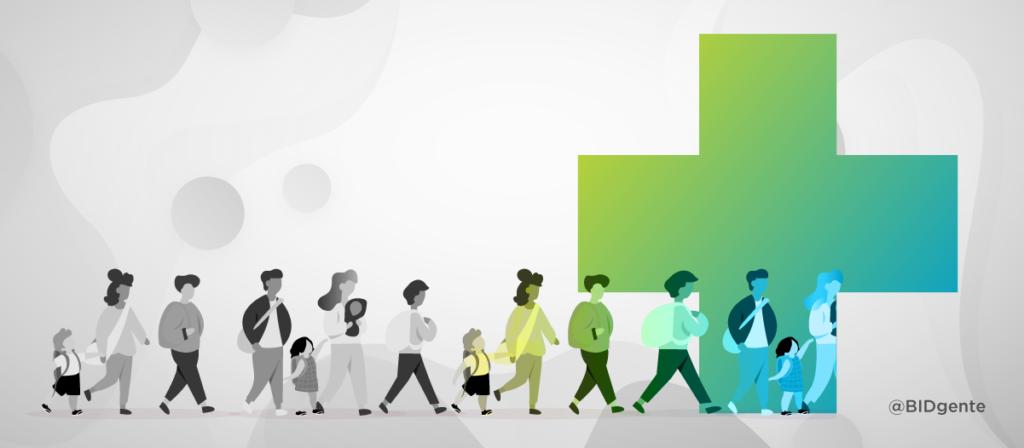 Pensar fuera de la caja para mejorar el acceso a la salud de los migrantes