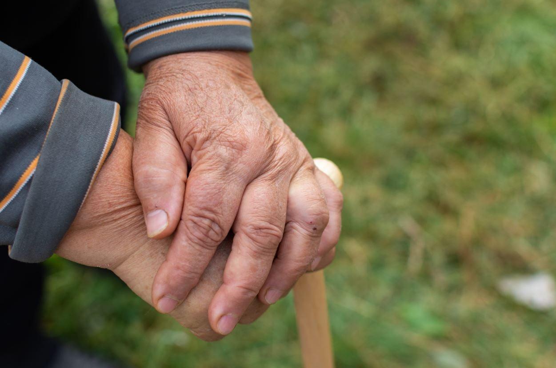 personas mayores con dependencia