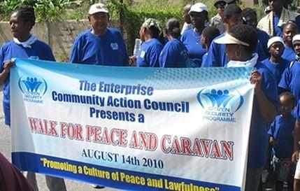 """Los """"interruptores"""" de la violencia en Trinidad y Tobago"""