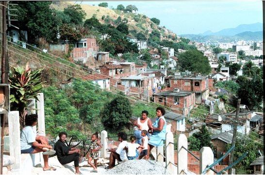 El riesgo de las unidades de policía pacificadora en Rio de Janeiro