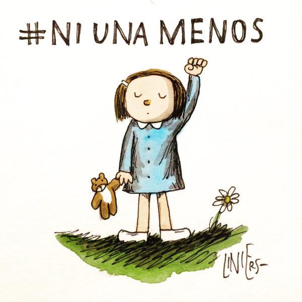 Desde Argentina, #NiUnaMenos y 9 medidas para prevenir el feminicidio