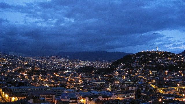 Información para vencer al crimen: la Semana de Seguridad Ciudadana en Ecuador