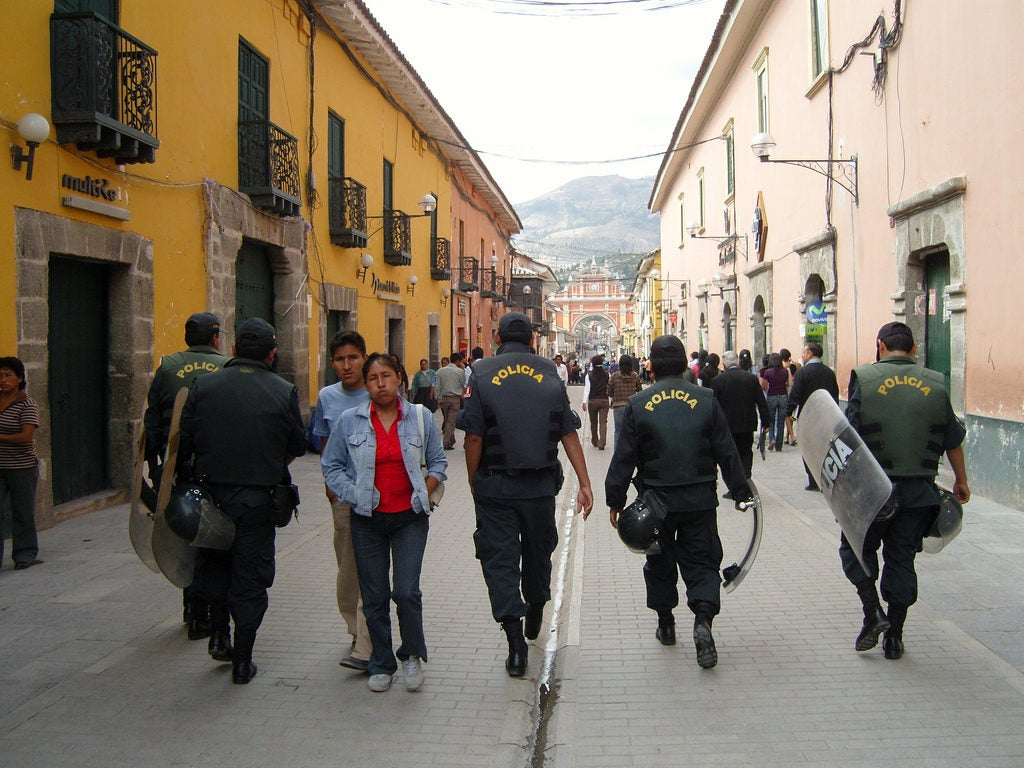 Some key good and bad takeaways from a citizen security mapping tool for Latin America