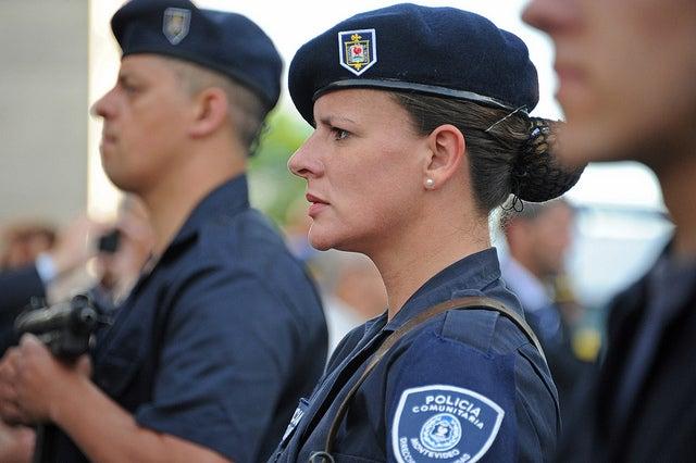 La teoría detrás de la reforma de la policía en Montevideo