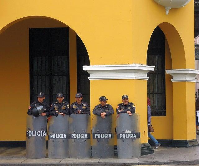 ¿Qué es un sistema integrado de estadísticas criminales? El caso de Perú