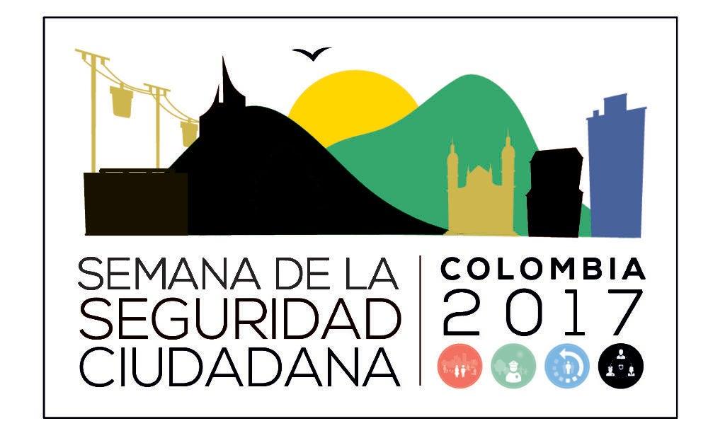 Anuncio: La Novena Semana de la Seguridad Ciudadana 2017 se realizará en Colombia