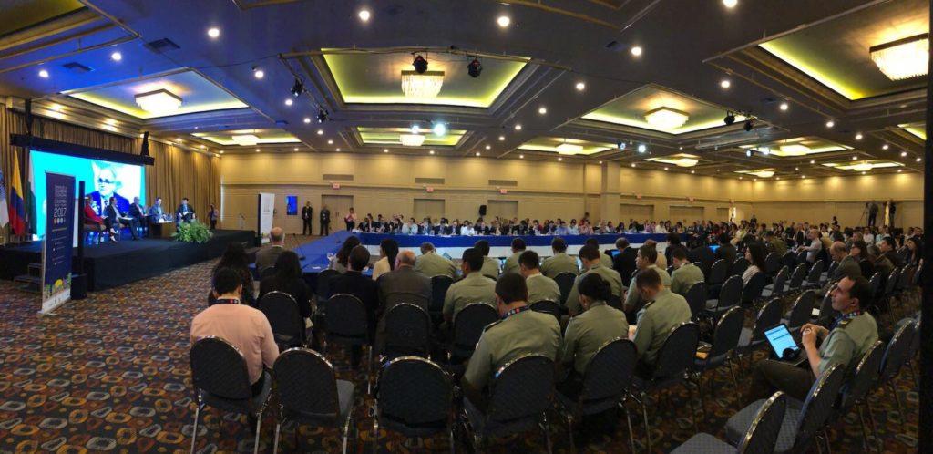 Qué conclusiones sacamos de nuestra Semana de Seguridad Ciudadana 2017 en Colombia