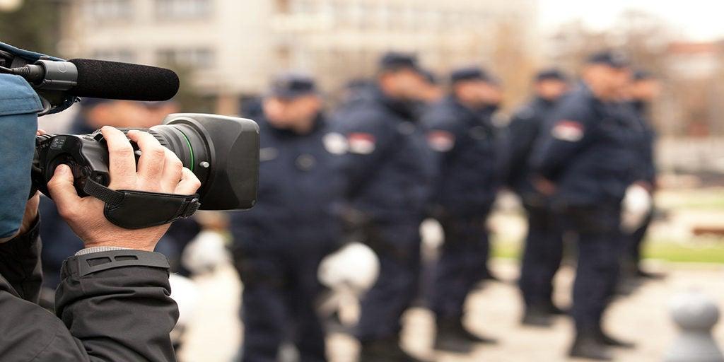 """Comunicación policial: Cerrando la brecha entre """"estar"""" seguro y """"sentirse"""" seguro"""