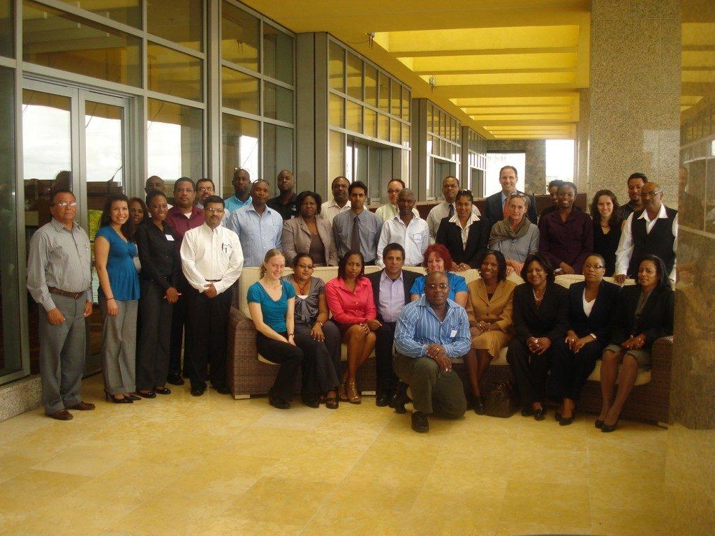 Taller del BID en Agua y Cambio Climático en el Caribe