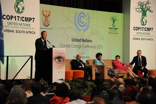 Movilización de capital del sector privado en el nuevo Fondo Climático Verde