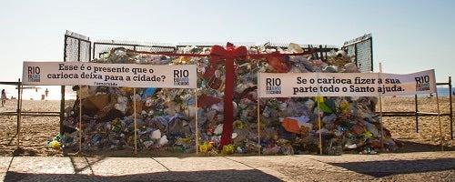 ¿Qué podemos aprender de la basura de Río de Janeiro?