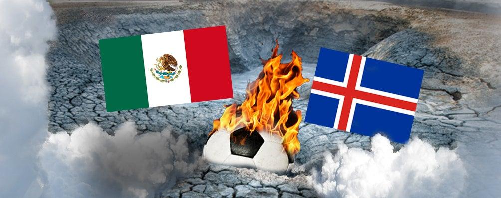 México vs Islandia. ¿Quién ganará el mundial de la geotermia?