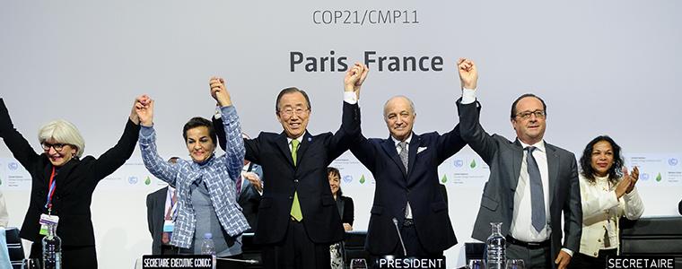 7 puntos básicos sobre el acuerdo de París