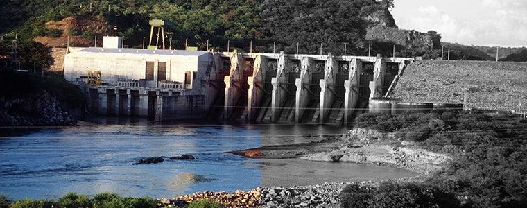 ¿Que podría significar el cambio climático para las hidroeléctricas en Centroamérica?