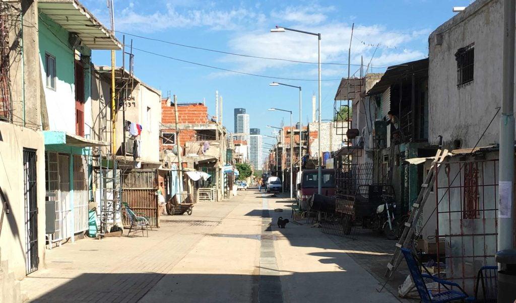Como un barrio en Argentina está integrando buenas prácticas ambientales y sociales