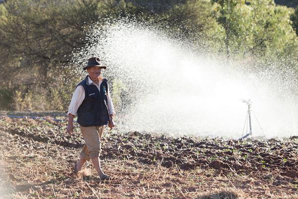 Riego comunitario con enfoque de cuenca: un salto tecnológico para la agricultura sostenible en Bolivia