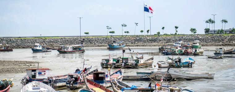 Panamá adapta la pesca y el turismo al cambio climático