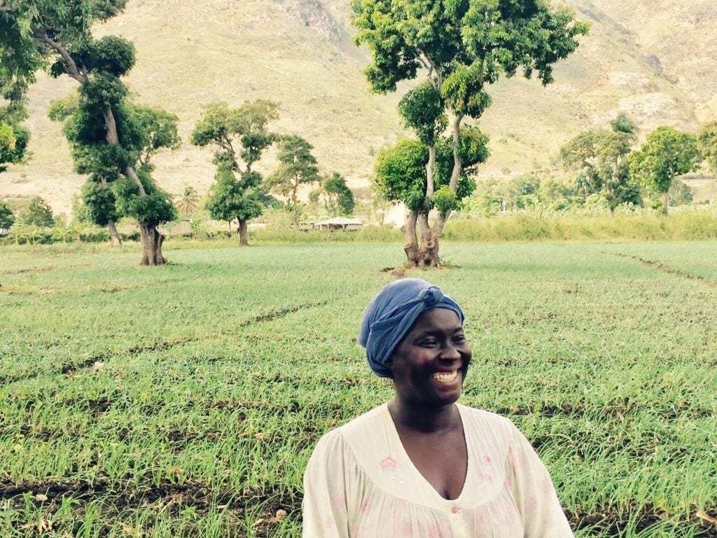 Technologies transfer…a tool towards food security