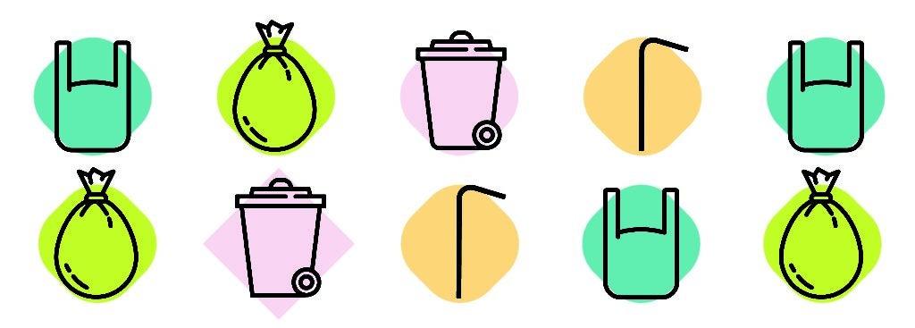 El plástico es la comodidad del siglo XXI. ¡Decile no!