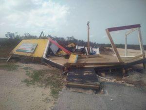 The Bahamas after Hurricane Irma