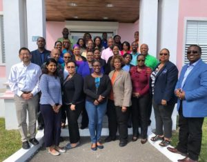 Participants from the DRM Training
