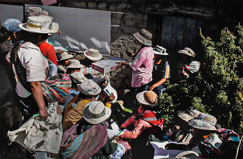 Women in Arequipa