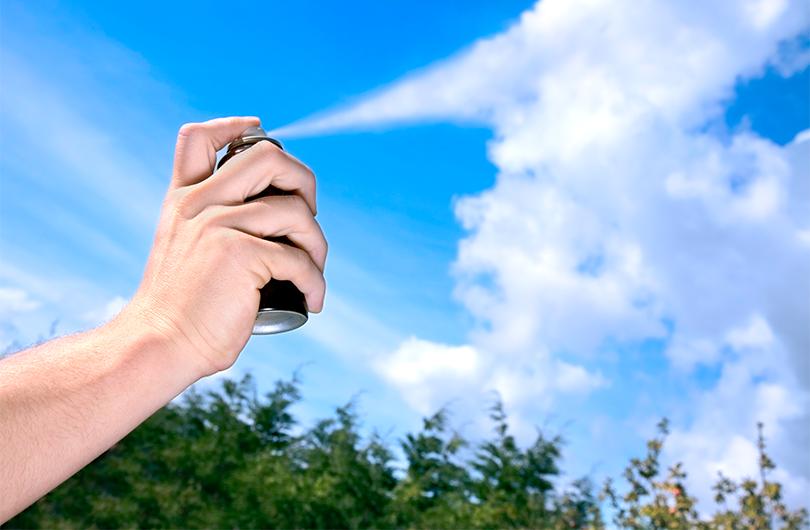 ¿Qué tienen en común los peinados voluminosos y la capa de ozono?