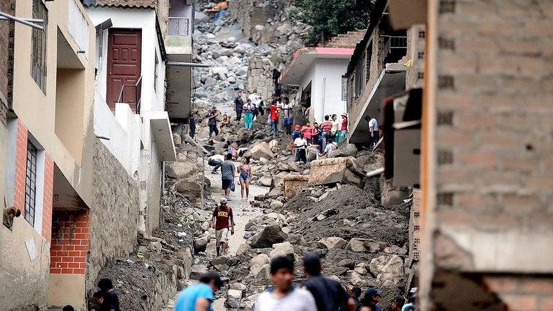 La evaluación del riesgo climático y de desastres es un paso crucial para la resiliencia en los proyectos