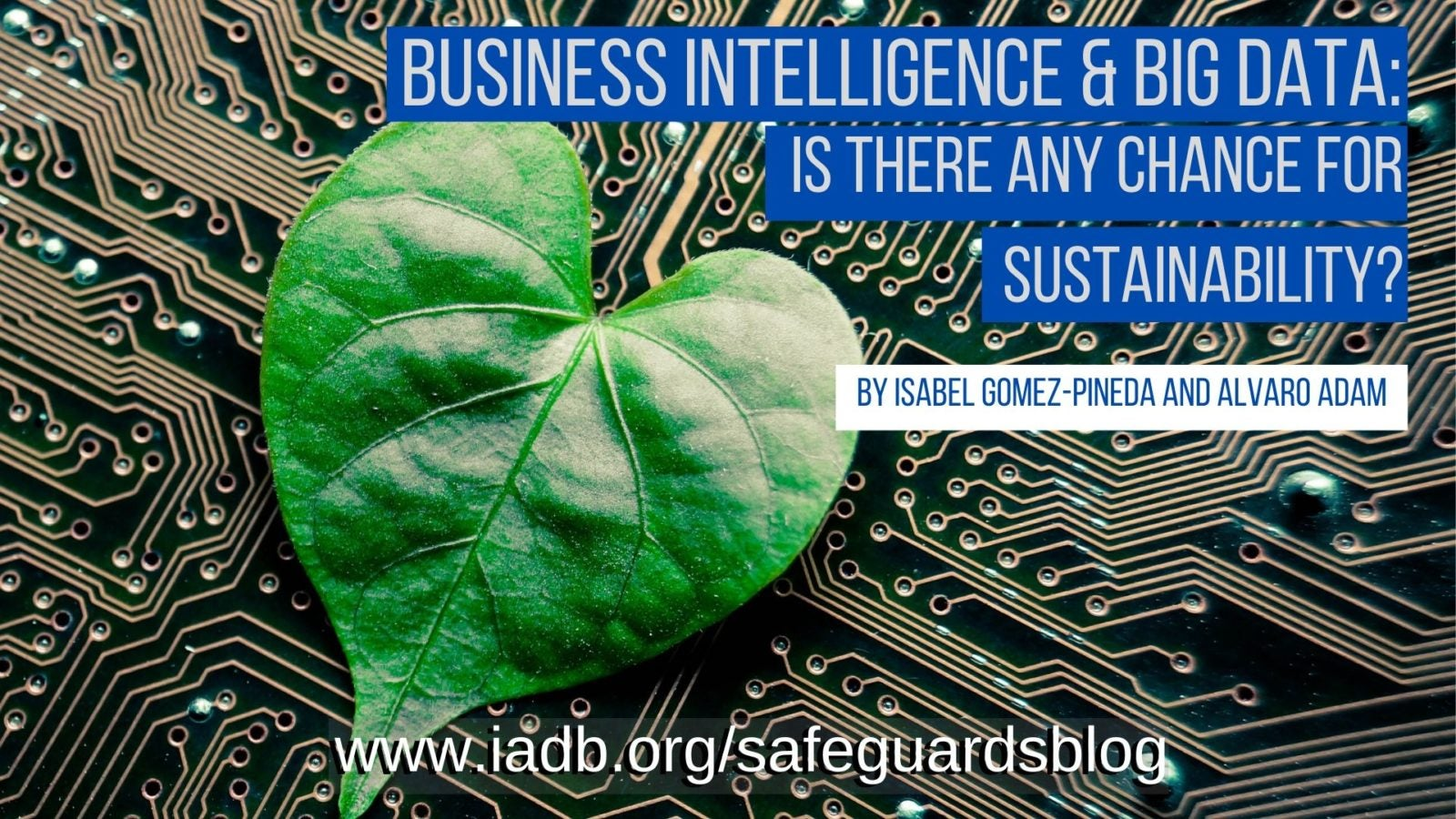 Business Intelligence & Big Data: Is there any chance for sustainability?