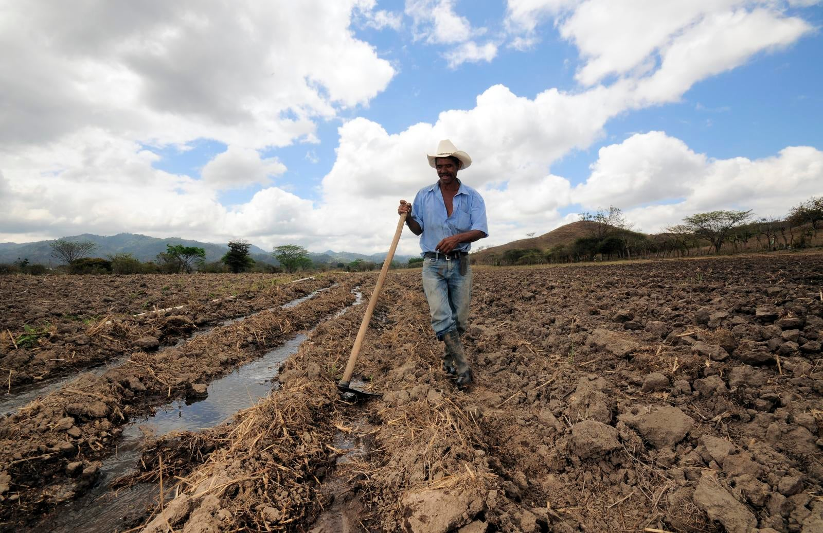 What is in the soil, stays in the soil: Conserving carbon in our soils to transform food systems