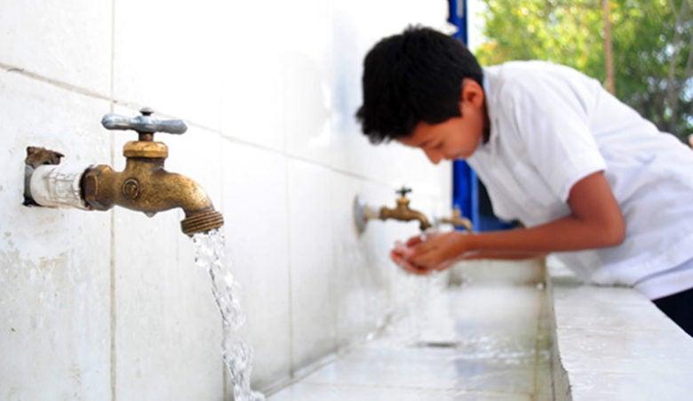 ¡A lavarse las manos! ¿Y si no tenemos agua?