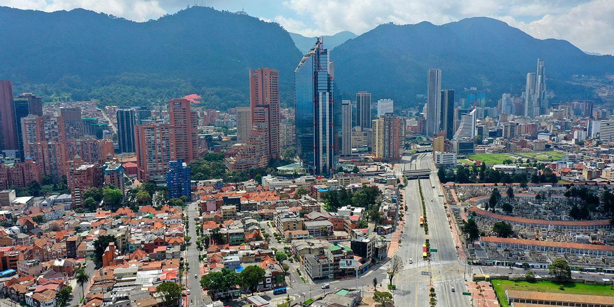 Un aire más limpio ayuda a crear ciudades sostenibles en Colombia