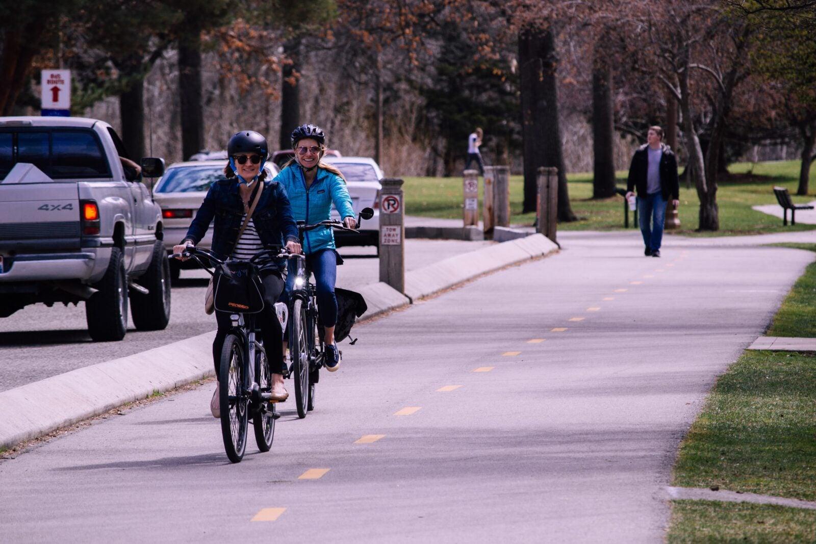 La bicicleta nos puede llevar hacia un futuro más sostenible e inclusivo tras la pandemia