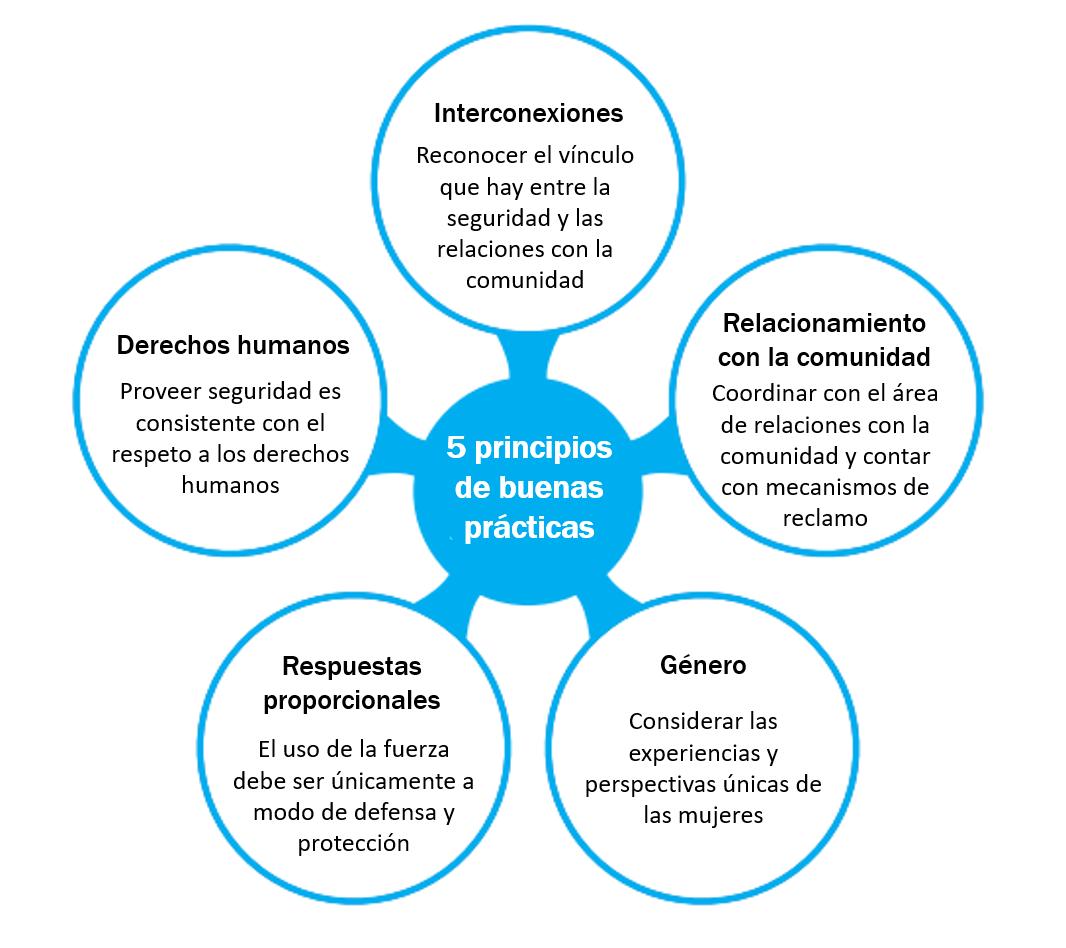 5 principios de buenas prácticas