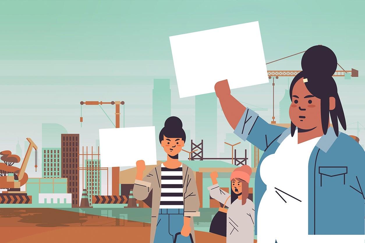 Grievances against public works