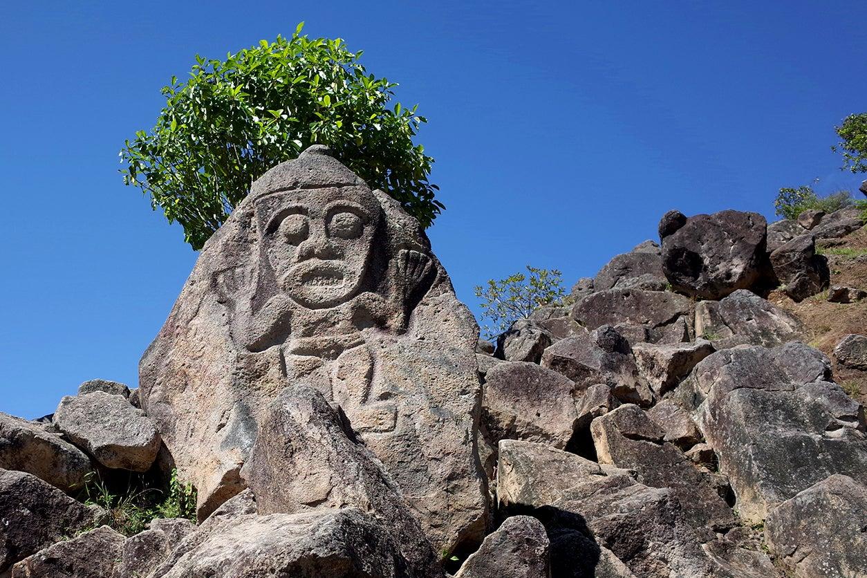 Patrimonio cultural, San Agustín