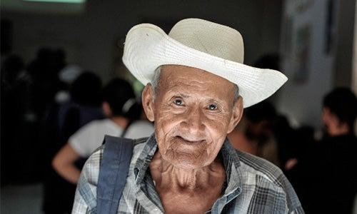 Más ancianos, más pensiones