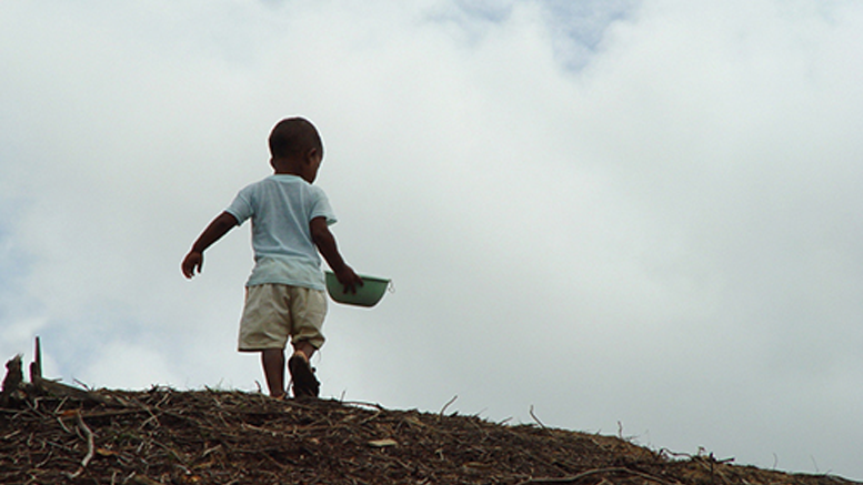 El trabajo infantil después del terremoto de Haití