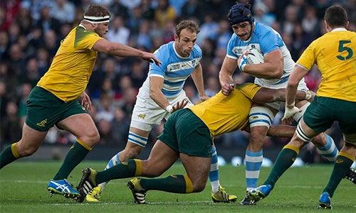 Llevemos al trabajo los valores del rugby